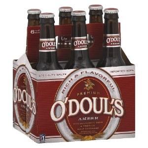 O'douls Amber Non Alcholic 12oz 6pk Bottles