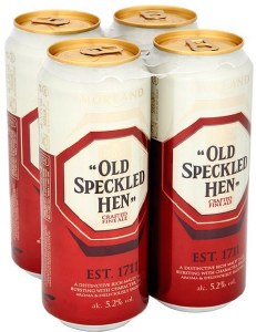 Old Speckled Hen 16oz 4pk Cans