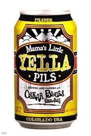 Oska Blu Yella Pils Pilsner 12oz 6pk Cans