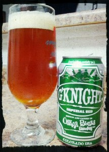 Oskar Blues G Knight Imperial Red 12oz 6pk Can