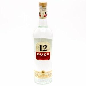 Ouzo 12 Liqueur 750ml