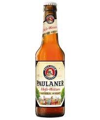 Paulaner Hefe Weizen 12oz 6pk Bottles