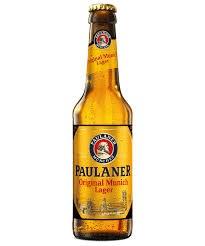 Paulaner Munich Lager 12oz 6pk Bottles