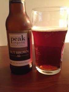 Peak Organic Nut Brown Ale 12oz 6pk Bottles