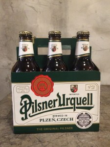 Pilsner Urquell 12oz 6pk Bottles