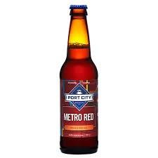 Port City Metro Red 12oz 6pk Bottles
