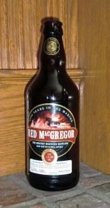 Red MacGregor Ruby Ale 16.9oz Bottles