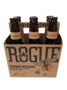 Rogue Honey Kolsch 12oz 6pk Cans