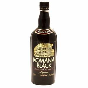 Romana Black Sambuca Liqueur 750ml