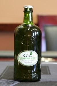 S Peter Sorgham Gluten free Ale  16oz Bottles