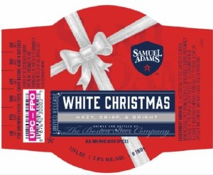 Sam Adam White Christmas 12oz 6pk Bottles