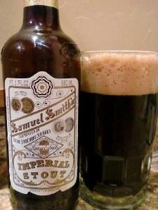 Sam Smith Imperial Stout 12oz 4pk Bottles