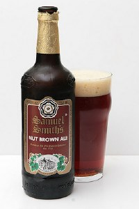 Sam Smith Nut Brown Ale 12oz 4pk Bottles