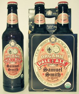 Samuel Smith Pale Ale 12oz 4pk Bottles