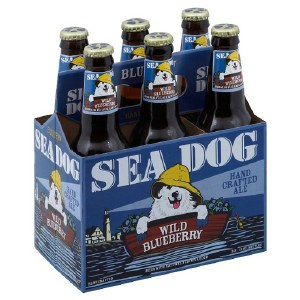 Sea Dog Wild Blueberry Ale 12oz 6pk Bottles