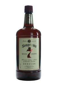 Seagrams 7 Blended Scotch Whiskey 1.75L