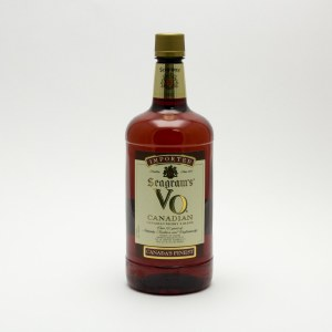 Seagrams VO Canadian Blended Scotch Whiskey 1.75L