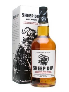 Sheep Dip Blended Single Malt Whiskey 750ml