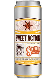 Six Point Sweet Action 12oz 6pk Cans