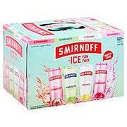 Smirnoff Ice Fun Pary Pack 12oz 12pk Can