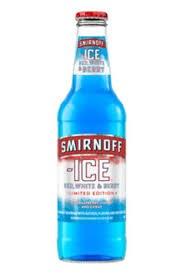 Smirnoff Red & White Berry 6pk 12oz Bottles