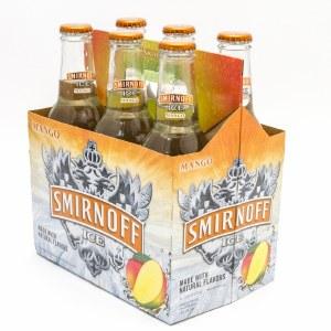 Smirnoff Ice Peach Flavor 12oz 6pk Bottles