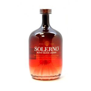 Solerno Blood Orange Liqueur 750ml