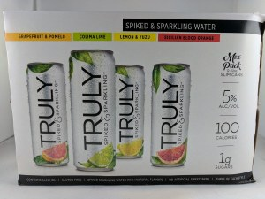 Spiked Seltzer Mix Pack 8oz 12pk Can