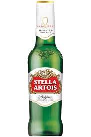 Stella Artois 12 or 24pk Bottles
