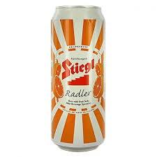 Stiegl Grapefruit Radler 16oz 4pk Cans