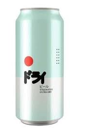 Still Water Extra Dry Sake 16oz 4pk Cans