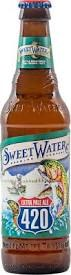 Sweet Water 420 Extra Pale Ale 12oz 6pk Bottles