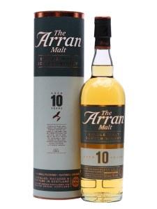 The Arran 10 Year Single Malt 750ml