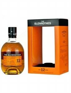 The Glenrothes 12 Year Single Malt Whiskey 750ml