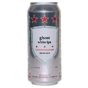 Three Star Ghost IPA 16oz 4pk Cans