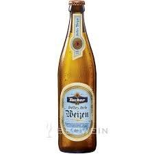 Tucher Helles Hefe Weizen 16oz Bottle