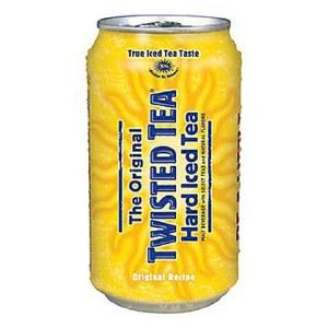 Twisted Tea Org Ice Tea 6,12pk 12oz Cans