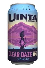 Uinta Clear Daze Juicy IPA 6pk 12oz Cans