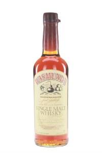 Wasmunds Single Malt Whiskey 750ml
