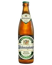 Weihenstephaner Kristall 18oz Bottle