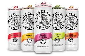 White Claw Seltzer Mix Pack 8oz 12pk Cans