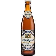 Weihenstephaner Hefeweissbier 16oz Bottle