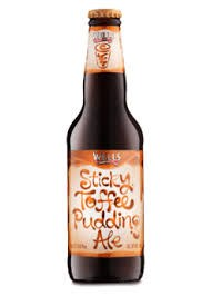 Wells & Youngs Sticky Toffee Pudding Ale 12oz 4pk Bottle