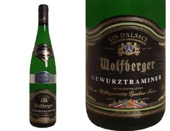Wolfberger Gewurztraminer 750ml