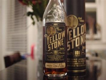 Yellow Stone 101 7 Year  Bourbon 750ml