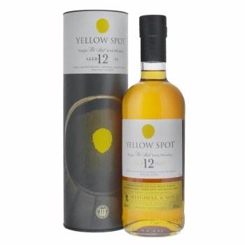 Yellow Spot 12 Year Irish Whiskey 750ml