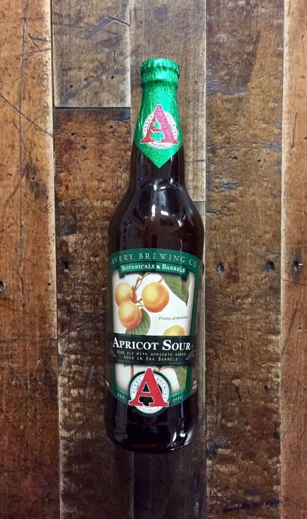 Avery Apricot Sour - 22oz