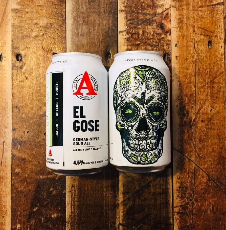 El Gose - 12oz Can
