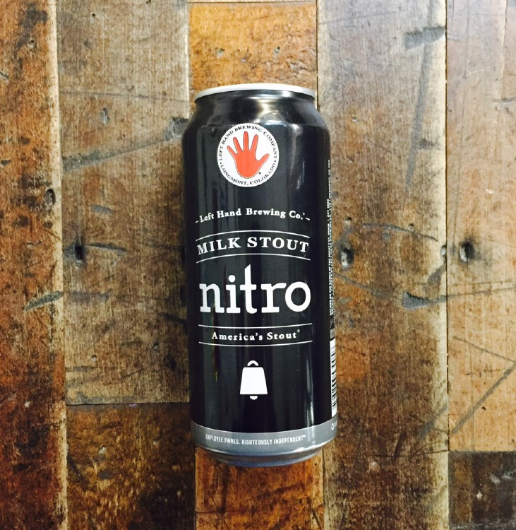 Milk Stout Nitro -  16oz Can