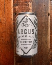 Ginger Perry - 12oz Can